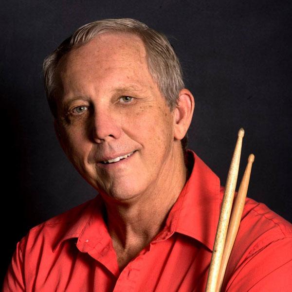 Drummer James Morton
