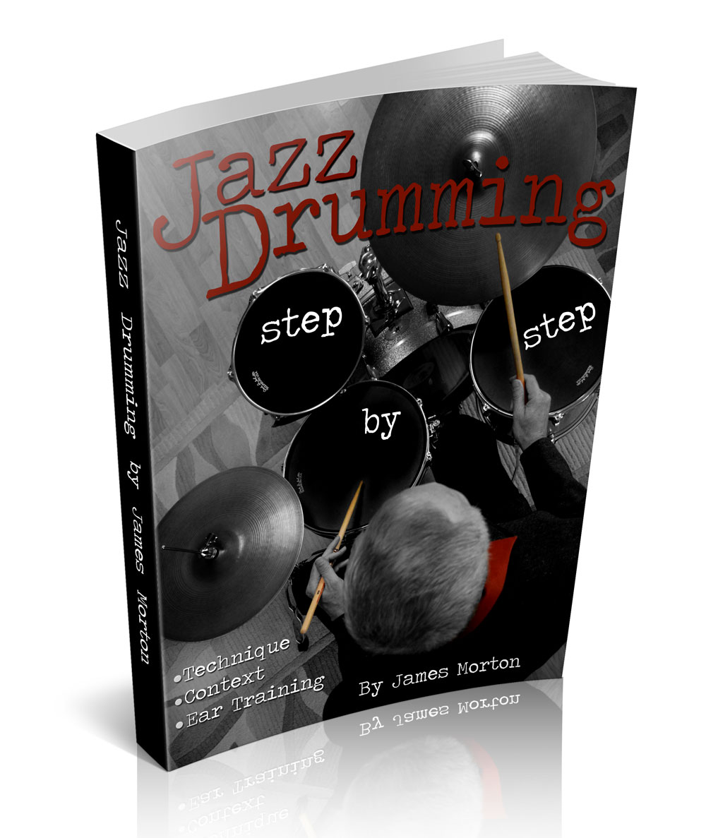 Jazz Drumming: Step By Step