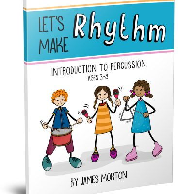 Lets Make Rhythm by James Morton
