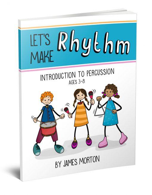 Lets Make Rhythm by James Morton