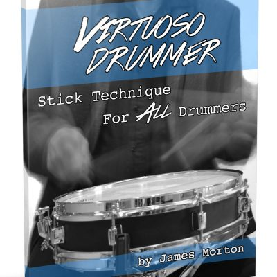 Virtuoso Drummer by James Morton